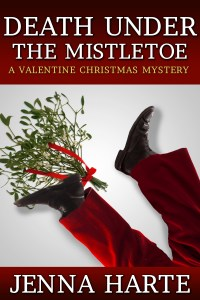 Death Under the Mistletoe cover