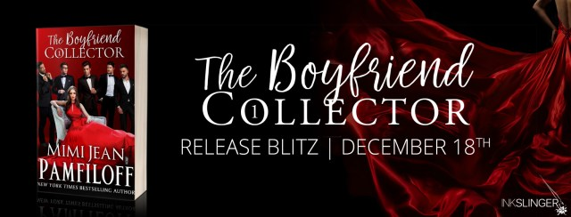 The Boyfriend Collector release blitz banner