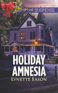 Holiday Amnesia cover