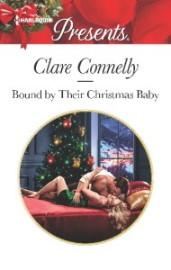 Bound by their Christmas Baby cover