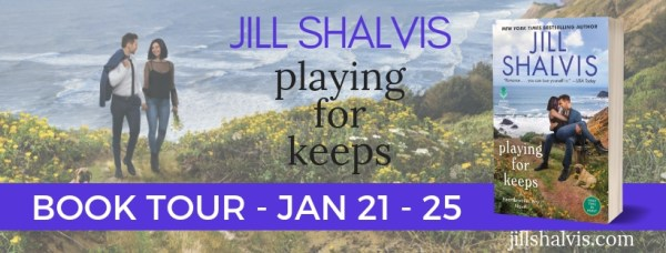 Playing for Keeps tour banner