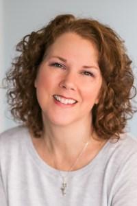 Tracy Borgan author photo