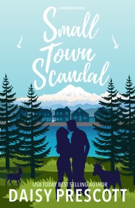 Small Town Scandal new cover