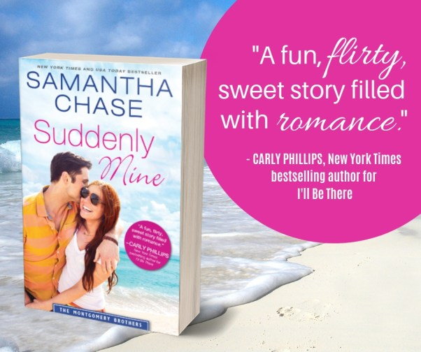 """A fun, flirty, sweet story filled with romance."" - Carly Phillips, NYT bestselling author for I'll Be There"