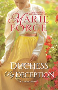 Duchess by Deception cover