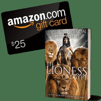 Giveaway: Amazon $25 GC
