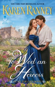 To Wed an Heiress cover