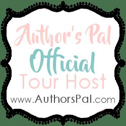 Author's Pal tour host button