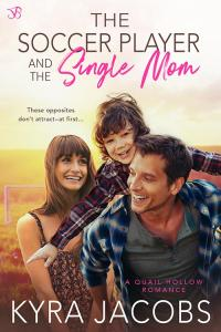 The Soccer Player and the Single Mom cover