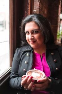 Nisha Sharma author photo