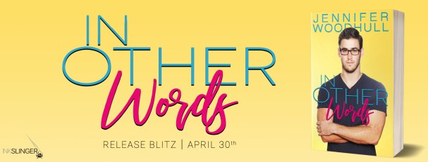 In Other Words release day banner