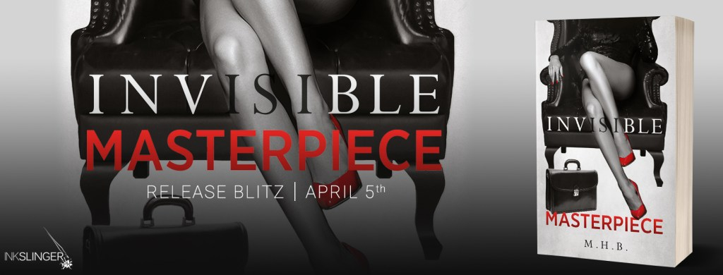 Invisible Masterpiece release blitz banner