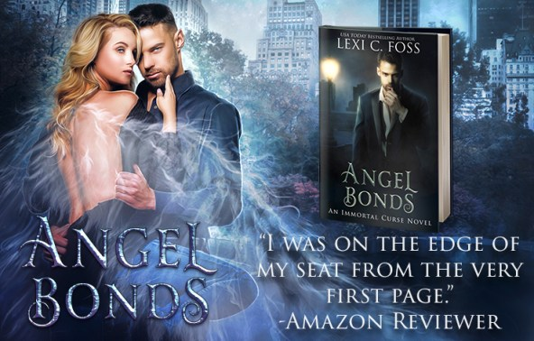 """I was on the edge of my seat from the very first page"" -Amazon reviewer, about Angel Bonds"