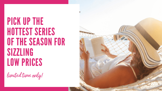 Pick up the hottest series of the season for sizzling low prices  limited time only!