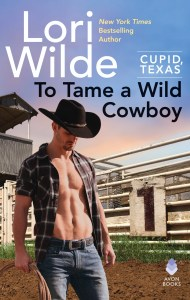 To Tame a Wild Cowboy cover