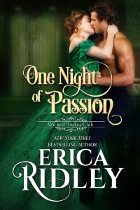 One Night of Passion cover
