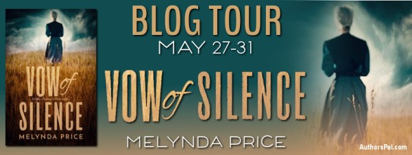 VOW OF SILENCE blog tour banner