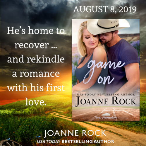 He's home to recover...and rekindle a romance with his first love.