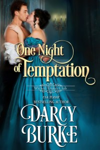 One Night of Temptation cover