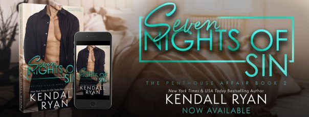 Seven Nights of Sin release day banner