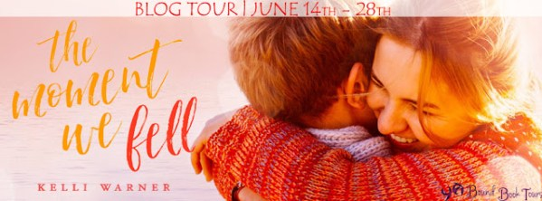 The Moment We Fell tour banner