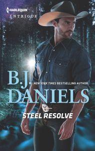 Steel Resolve by B.J. Daniels cover