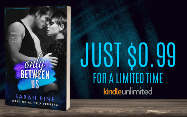 Just 99 cents for a limited time (Also in KU)