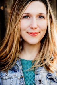 Angie Morgan author photo