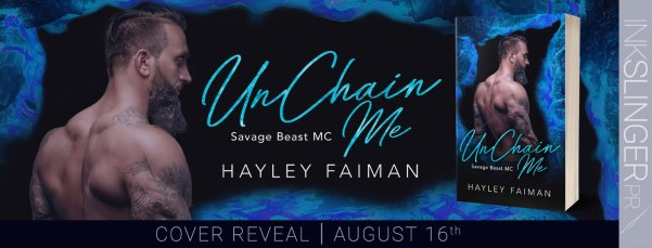UNCHAIN ME cover reveal banner