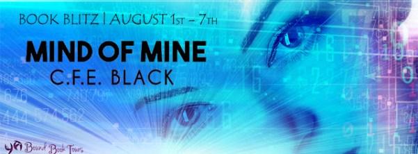 Mind of Mine book blitz banner