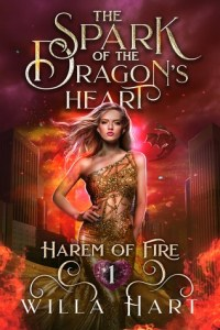 The Spark of the Dragon's Heart cover