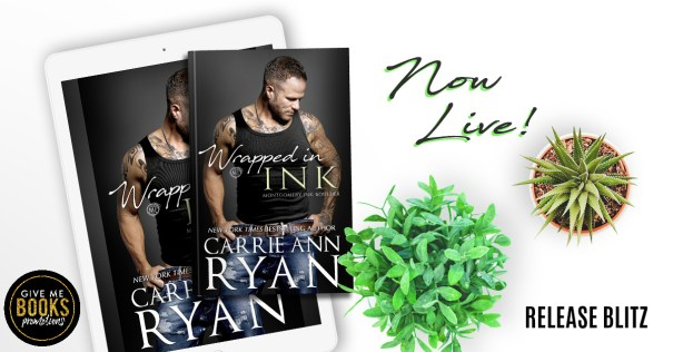 Wrapped in Ink release blitz banner