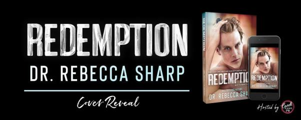 Redemption by Dr Rebecca Sharp cover reveal banner