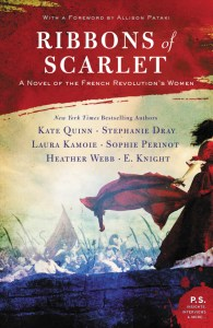 Ribbons of Scarlet: A Novel of the French Revolution cover