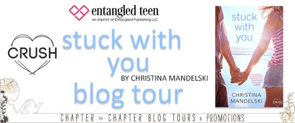 Stuck with You blog tour banner