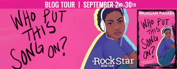 Who Put This Song On? tour banner