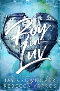 Boy in Luv cover