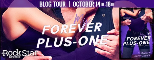 My Forever Plus-One by Shannyn Schroeder tour banner
