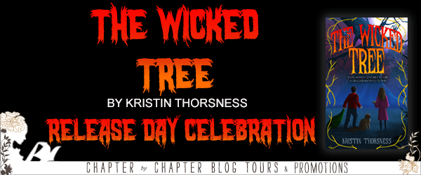 The Wicked Tree release day celebration banner