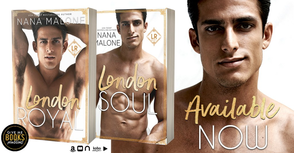 London Royal - London Soul Available now banner