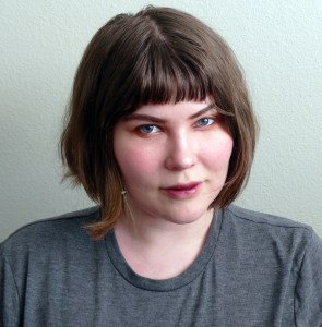 Sara Wolf author photo