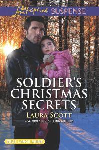 Soldier's Christmas Secrets cover