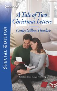 A Tale of Two Christmas Letters cover