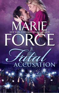 Fatal Accusation cover