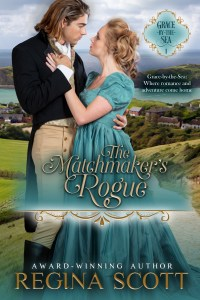 The Matchmaker's Rogue cover