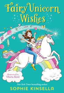 Fairy Unicorn Wishes cover