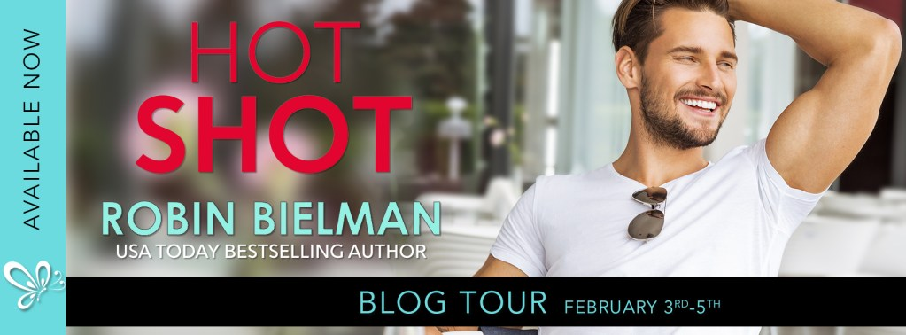 Hotshot blog tour banner