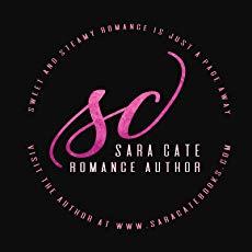 Sara Cate author graphic