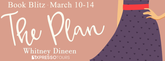 The Plan book blitz banner