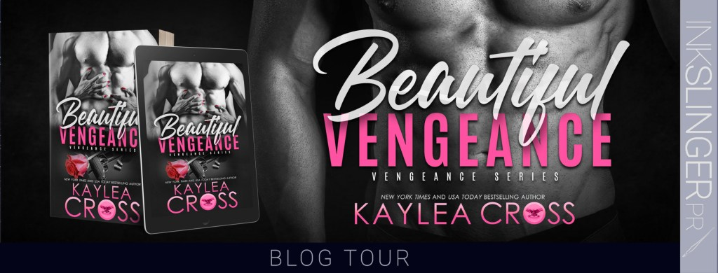 Beautiful Vengeance blog tour banner
